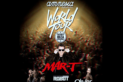 Amnesia Ibiza World Tour