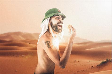 Magdalenas en el Desierto