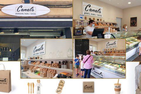 Canals Rebranding